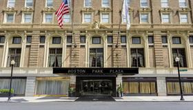 Boston Park Plaza - Boston - Bâtiment