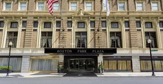 Boston Park Plaza - Boston - Rakennus