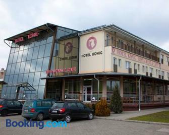 König Hotel - Nagykanizsa - Building