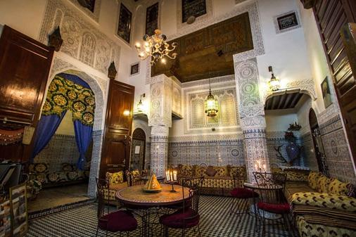Dar Lalla Kenza - Fez - Building