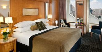 מלון לאונרדו פלאזה ירושלים - ירושלים - חדר שינה