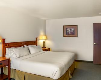 Holiday Inn Express & Suites Jacksonville - Jacksonville - Camera da letto