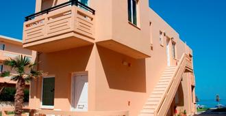 Ermis Suites - Chania - Building