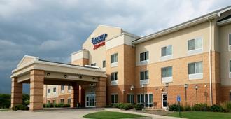 Fairfield Inn & Suites by Marriott Des Moines Airport - דה מואן