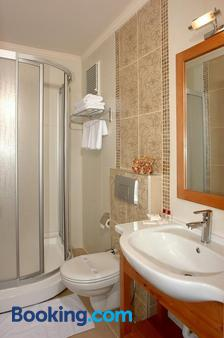 Helen Park Hotel - Çanakkale - Bathroom