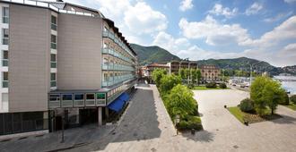 Hotel Barchetta Excelsior - Como - Edificio