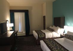 Best Western Plus Executive Residency Elk City - Elk City - Makuuhuone