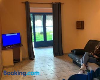Residence l'incantu - Olmeto - Living room