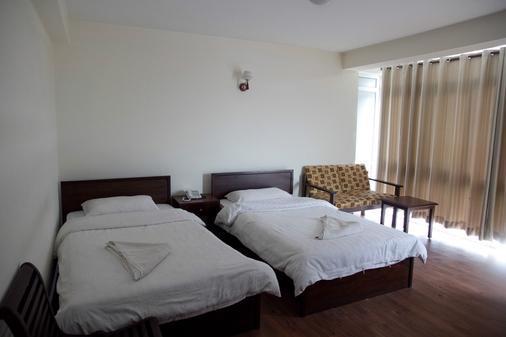 Hotel Yambu - Kathmandu - Bedroom