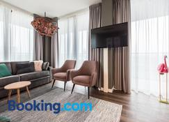 Short Stay Group Ndsm Serviced Apartments - Amsterdam - Wohnzimmer