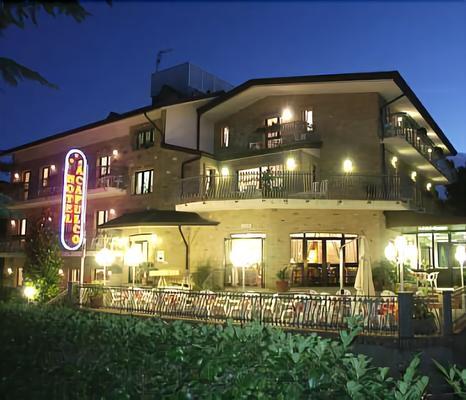 Hotel Acapulco - Lignano Sabbiadoro - Rakennus