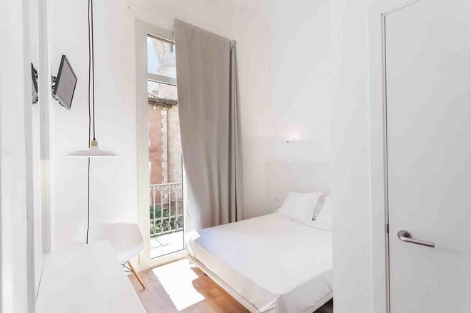 阿爾戈旅館 - 巴塞隆納 - 臥室