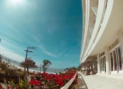 Hotel Marambaia Cabeçudas - Itajaí - Outdoor view
