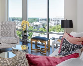 PDC Luxury Apartment Tysons Corner - McLean - Wohnzimmer