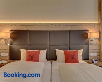 Hotel-Restaurant Früchtl - Zandt - Schlafzimmer