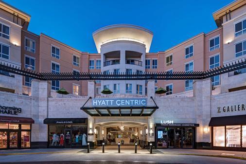 伍德蘭市中心凱悅酒店 - 森林城 - 兀蘭 - 建築