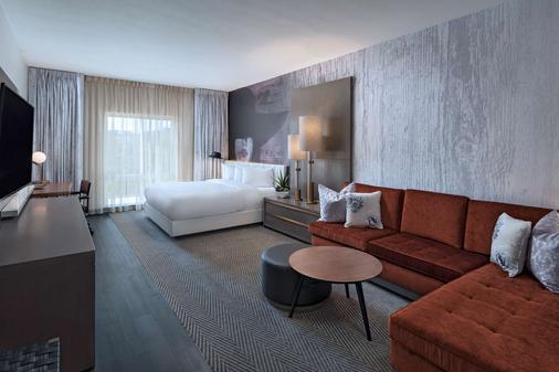 伍德蘭市中心凱悅酒店 - 森林城 - 兀蘭 - 臥室