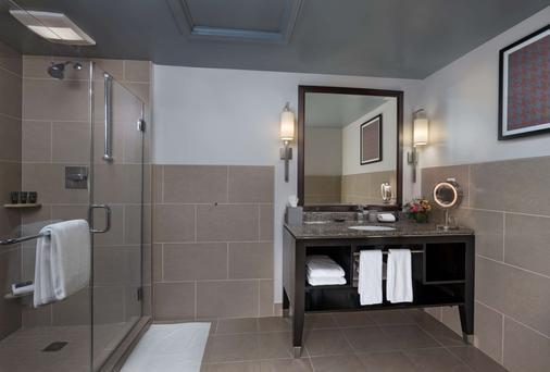 伍德蘭市中心凱悅酒店 - 森林城 - 兀蘭 - 浴室