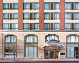 Residence Inn by Marriott Stamford Downtown - Стэмфорд - Здание