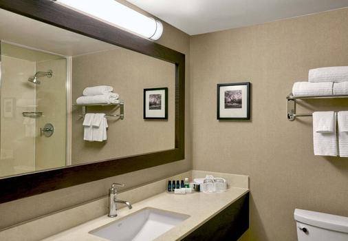 Delta Hotels by Marriott Calgary Downtown - Calgary - Bathroom