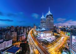 Hyatt Regency Shanghai Global Harbor - Liantang - Außenansicht