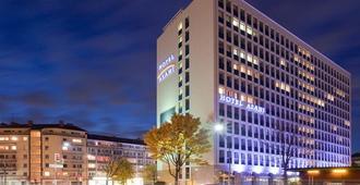 Hotel Asahi - Düsseldorf - Byggnad