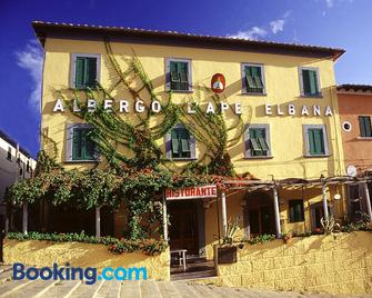 Albergo Ape Elbana - Portoferraio - Building