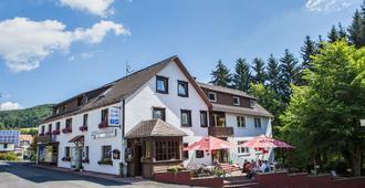 Genussgasthof Fuldaquelle & Berghof Wasserkuppe - Gersfeld - Gebäude