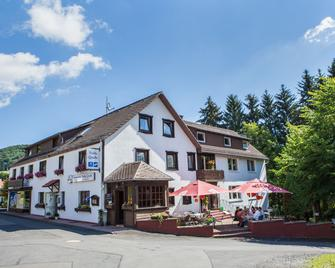 Genussgasthof Fuldaquelle & Berghof Wasserkuppe - Gersfeld - Building