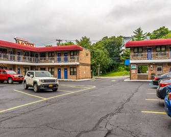 Motel 6 Elmsford - Ny - Elmsford - Building