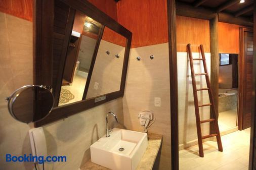 Pousada Triboju - Fernando de Noronha - Phòng tắm