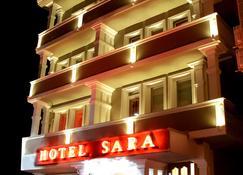 薩拉飯店 - 普里什蒂納 - 建築