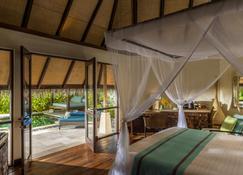 Four Seasons Resort Maldives at Kuda Huraa - Huraa - Soverom
