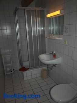 Gasthof zur Schweiz - Jena - Bathroom