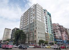 Best Western Chinatown Hotel - Rangun - Edifício