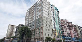 Best Western Chinatown Hotel - Rangoon - Edificio