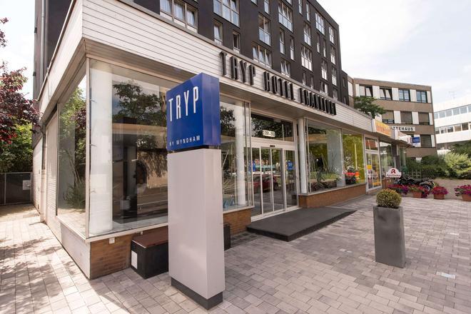 Tryp By Wyndham Frankfurt - Frankfurt - Rakennus