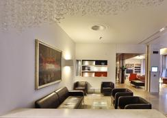 Best Western Plus Hotel Bologna - Venice - Lobby