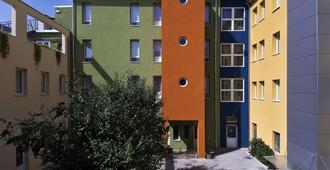 Best Western Plus Hotel Bologna - Venice - Building