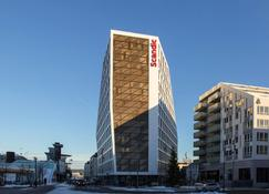 Scandic Lillestrøm - Lillestrøm - Außenansicht