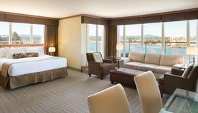 Coast Victoria Hotel & Marina by APA - Victoria - Bedroom