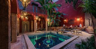 Riad Les Jardins d'Henia - Μαρακές - Πισίνα