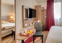 Brit Hotel Dieppe - Dieppe - Restaurant