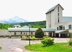 Chokai Sarukura Onsen Hotel Foresta Chokai - Yurihonjo - Building