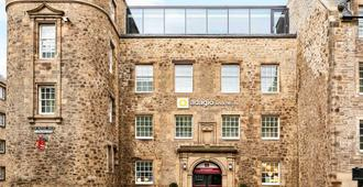 Aparthotel Adagio Edinburgh Royal Mile - Edinburg - Gebouw