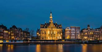 Pestana Amsterdam Riverside – LVX Preferred Hotels & Resorts - Amsterdão - Vista externa