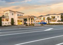 Palazzo Motor Lodge - Nelson (Nueva Zelanda) - Edificio