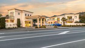 Palazzo Motor Lodge - Nelson (Nova Zelândia) - Edifício