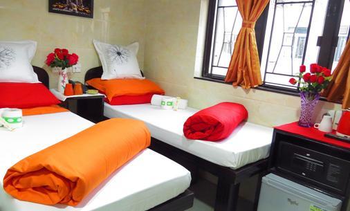 Manila Hotel - Hong Kong - Bedroom