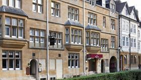 Mercure Oxford Eastgate Hotel - Oxford - Edificio
